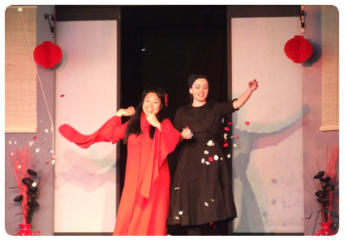 Madam Butterfly for Utility Opera with Skipton Camerata at the Grassington Festival