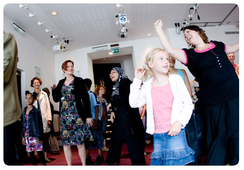 English National Opera Baylis Programme Educational Workshops