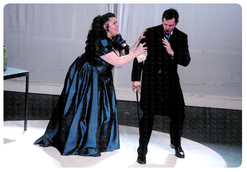 A Masked Ball (as Amelia with Colin Campbell) - Surrey Opera 2006